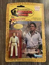 Kenner 1982 Indiana Jones Raiders of The Lost Ark Sallah AFA 80 MOC Unpunched