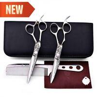 Damascus Professional Hair Cutting Scissors Barber Shears