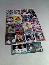 Wade Boggs:  Lot of 125+ cards.....110 DIFFERENT / Baseball