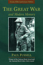 The Great War and Modern Memory by Paul Fussell