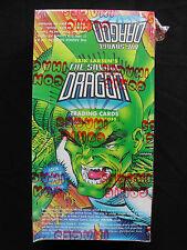 Savage Dragon 1992 Trading Card Box