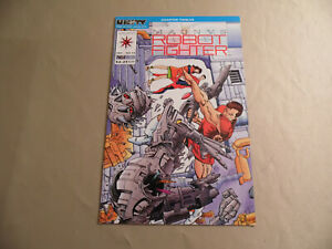 Magnus Robot Fighter #16 (Valiant 1992) Free Domestic Shipping