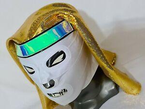 MUMMY MASK WRESTLING MASK LUCHADOR WRESTLER LUCHA LIBRE MEXICAN MASK COSTUME