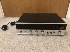 Sansui solid state 200 amplifer built in tuner vintage