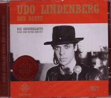 CD (NEU!) UDO LINDENBERG: Das beste 1973-82 (Cello Andrea Doria Reeperbahn mkmbh