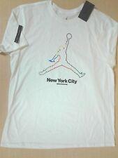 f5421b548d9 Nike Air Jordan Retro V 5 Toggle 801117-100 White Gold Men's T-shirt