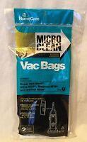 NEW Home Care Micro Clean Vacuum Cleaner Bags For Royal Dirt Devil Type U