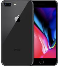 Apple iPhone 8 Plus - 64GB - Space Grau (Ohne Simlock) Smartphone