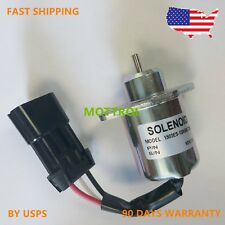 1503ES-12A5UC9S 12V SA-4561-T Fuel Shutdown Solenoid For Kubota Thermo King ,NEW