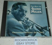 GLENN MILLER - THE BEST OF GLENN MILLER THE # 1 HITS -23 TRACK CD- (ND90584)