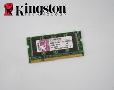 512MB Kingston Notebook DDR1 SO-DIMM Arbeitsspeicher RAM PC2100 KTD-INSP8200/512