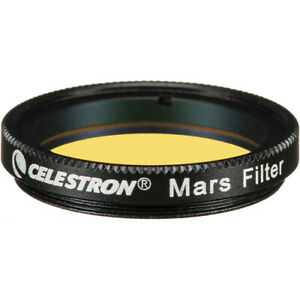 "Celestron 94310 Mars Observing Eyepiece Filter (1.25"")"