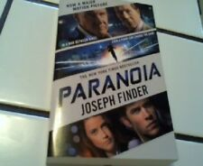 Paranoia by Joseph Finder, NEW Softcover