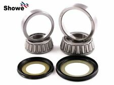Honda TL 125 1976 Tapered Steering Head Stem Bearing Kit & Seals