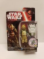 Star Wars The Force Awakens Forest Mission Goss Toowers Action Figure