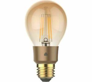 TP-LINK Kasa KL60 Filament Smart Bulb - E27 Warm Amber