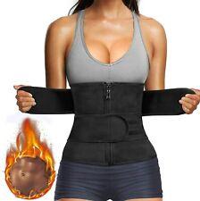 Waist Trainer Women Body Shaper Neoprene Sweat Sauna Belt Slimmer Tummy Control
