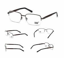 Montblanc Brand MB0534 008 Men Women  Glasses Eyeglasses Frame Optical  New