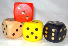 Juegos de mesa de color principal azul de madera