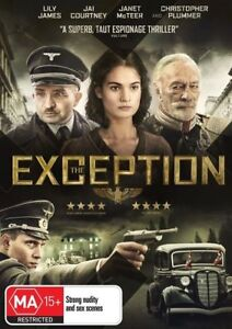 The Exception DVD New and Sealed Australian Release