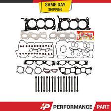 Head Gasket Bolts Set for 06-04/20/07 Hyundai Kia Sedona Sorento 3.8 DOHC G6DA