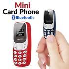 Mini Mobile Phone 2g L8star Bm10 Dual Sim Card Bluetooth Pink Colour