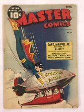 Master Comics, Issue 49, April 1944