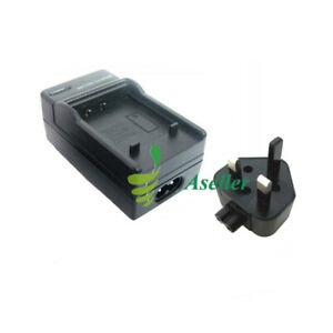 UK AC Battery Charger for Canon NB11L PowerShot A2300 A2400 A3400 A4000 A4050 IS