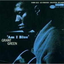 Grant Green Am I Blue 2001 emi note bleue cd album (je veux BE LOVED)