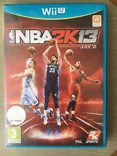 Juego Nintendo Wii U - NBA 2K13 Pal España