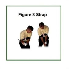 Figure 8 Strap Standard Golf Full Swing Training Aid Keeping the Elbows Together