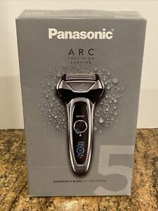 Panasonic Men's ARC Precision Shaving Advanced 5 Blade Cutting System New