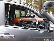 Racken Rest + Double Swivel Mount SmartRest - Door Mounted Gun Rest