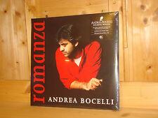 ANDREA BOCELLI Romanza Audiophile SUGAR UNIVERSAL 2x 180g LP NEW SEALED ED1 2015