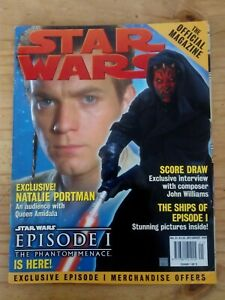 THE OFFICIAL MAGAZINE STAR WARS NO. 21 JULY/AUGUST 1999