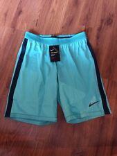 NWT Nike Strike Aeroswift Men's Soccer Shorts 725872 317 Teal Medium