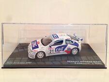 Renault Megane Maxi p.andreucci - s.fedeli Rally Sanremo de 1997 Nuevo 1:43 Escala