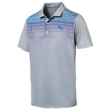 PUMA Regular Short Sleeve Golf Shirts & Sweaters for Men