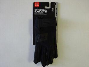 Under Armour Men's Tac Blackout 2.0 Gloves NWT 2020