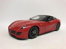 Ferrari 599 GTO 1:18 Hot Wheels Elite