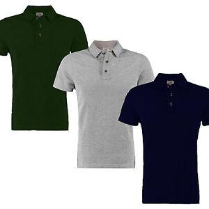 Polo Shirt Cotton Oxford Mens New 100% Natural CottonRugby/Club/Team