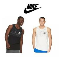 NEW Men's Nike Sportswear Tank Top Cotton Tee Multiple Colors and Sizes