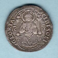 Italy - Venice. (1478-85) Silver 1/2 Lira..  Giovanni Mocenigo.. aVF-VF