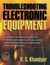 Troubleshooting Electronic Equipment by Raghbir Singh Khandpur: New