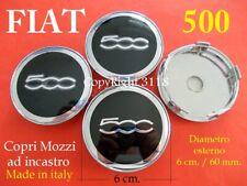 4x Saab Cerchi in lega tappo centrale HUB Set Nuovo Stile Caps ROSSO//ARGENTO 60mm
