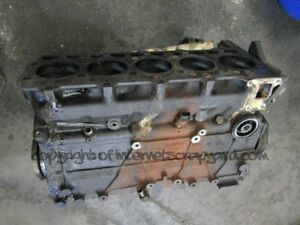 Jeep Grand Cherokee WJ 3.1 531OHV engine block + crankshaft short engine ...