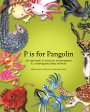 Kierst Anastasia D-P Is For Pangolin (Us Import) Book New