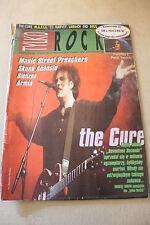 Tylko Rock 1/1997 The Cure, Patti Smith, Skunk Anansie, Manic Street Preachers,
