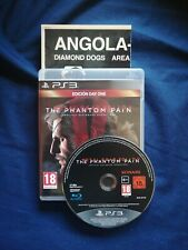 Metal Gear Solid V The Phantom Pain Day One