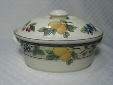 Mikasa Garden Harvest 1.5 qt Oval Covered Casserole, CAC29